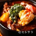 シチューとカレーの専門店 銀座 古川 - 牛肉と香味野菜を丹念に煮込んだ、フォンドボーの奥深い味わい『特選 和牛シチュー』