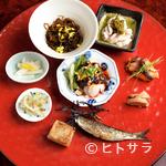 明道町中国菜 一星 - 小皿が魅せる奥ゆかしさを、一皿で表現『前菜』※コース料理の一例