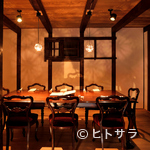 明道町中国菜 一星 - 丁寧につくられた調度品は、シェフの料理に対する姿勢に通じる