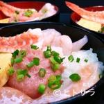けゐとく苑 - 五色海鮮丼☆