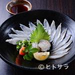 大名 つつじ庵 - 自然が育てた魚介の旨みをそのままに、日本の旬を堪能