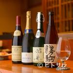 天富良 みやした - 天富良の味を引き立たせている全国各地の日本酒