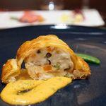 Happouembanketto - 真鯛のパイ包み ショロンソース