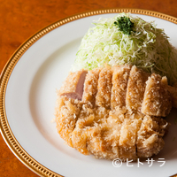ぽん多本家 - 初代がミラノ風カツレツを天ぷら式に揚げた、元祖『カツレツ』