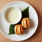 上海蒸しパン(蒸し・揚げ)