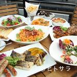 わいんやキッチン - パスタや肉料理など人気の9品が贅沢に楽しめるパーティープランになります。
