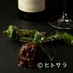 トラットリア フィオーレ - 本場の味を再現しながら日本の季節の野菜も堪能するメイン料理