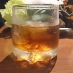 小肥羊 - 紹興酒ロック