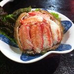 樽座敷 紀子 - 蟹1杯分以上入っています