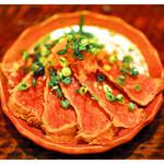 66191254 - 「牛ロースのおろしポン酢かけ」(2017.03)