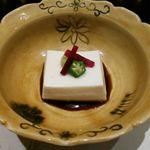 66192860 - ランチ・風流御膳 (胡麻豆腐+松花堂弁当+御飯+白味噌+香の物+デザート) 2,000円 2016年1月