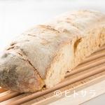 トラットリア はしまや - 岡山の食材にこだわった自家製のパン