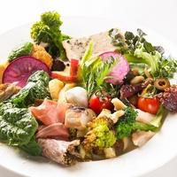 トラットリア はしまや - 岡山の食材にこだわった料理の数々
