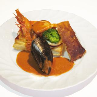 多国籍料理で特別なディナーを!