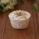 Potato Cream - かぶと鶏肉のゴルゴンゾーラポテトクリーム