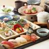 日本料理 魚つぐ - 料理写真:ランチ デザート、飲み物付き 華ごよみ遊膳2800円(税別)