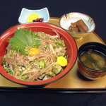 海鮮本陣 魚祭 - 郷土料理 なめろう丼