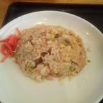 みやこ食堂 - 料理写真:半チャーハン