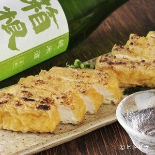 こだわりの地酒を中心に、美味しい日本酒が充実したラインナップ