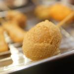 串かつ風土 - 味玉