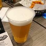 66203895 - Beerとフライドオニオン