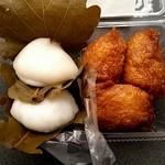 伊勢屋 - 料理写真:柏餅・いなり