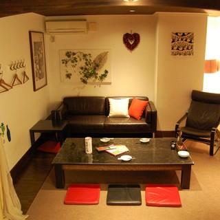 ◆個室もございます♪