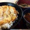 楽花亭 - 料理写真:かつ丼(1.080円)★★★☆☆