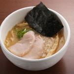 らーめん銀杏 - 鶏SOBA醤油 750円