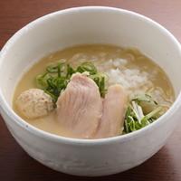 らーめん銀杏 - 鶏SOBA塩 750円
