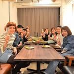 HANAZONO CAFE - PACOで女子会!
