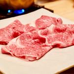緒方 - しゃぶしゃぶ肉