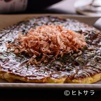 鉄板焼 みつい - 豚玉