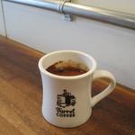 Turret Coffee - ブラックコーヒー