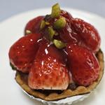 モンマルトル亀屋 - 料理写真:いちごタルト