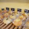 エピドルージュ - 料理写真:モーニングはこれらパンの中から2個を選びます(2017.4.28)