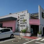 イロハズ・カフェ - 福岡市西区千里の「IROHA's カフェ」さん。お洒落な空間になってます。