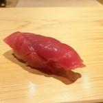 こま田 - 料理写真:中とろ
