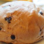 エピドルージュ - チョコチップの苺パン(2017.4.28)