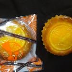 66221213 - ミニオレンジケーキ