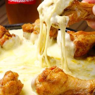 【チーズダッカルビレッグチキン】韓国とメキシカンの奇跡コラボ