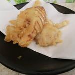 直白 - 天ぷら