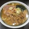 中華そば べんてん - 料理写真:「塩ラーメン(中少なめ)」900円