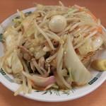 日高屋 - 料理写真:かた焼きそば580円