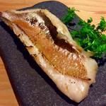 大阪モノラル - 「連子鯛の粕漬け焼」(680円)。徳島県産。
