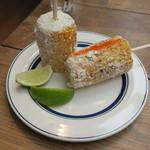 Cafe Habana TOKYO - グリルド・コーン(ハーフ)1
