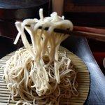 梵保庵 - 美味しい更科蕎麦