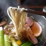 梵保庵 - 鴨香の蕎麦