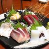 おかさと亭 椿 - 料理写真:本日の刺身5種盛り