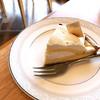カタシマ - 料理写真:チーズケーキ(・∀・)
